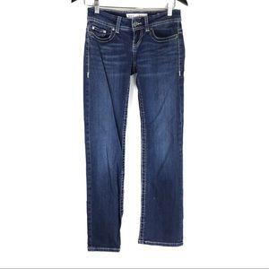 Bke Denim Culture Bootcut Jeans